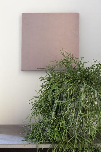 David Simpson, installation view