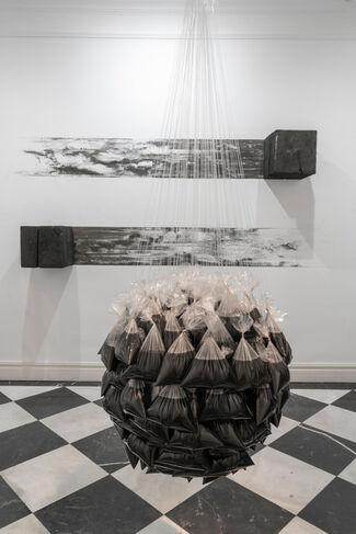 Michel Francois, installation view