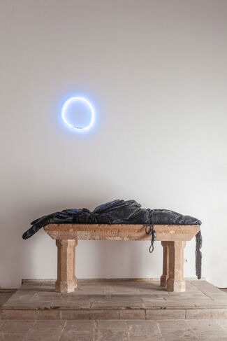 APRÈS – Christian Boltanski, Bertrand Lavier, Angelika Markul, installation view