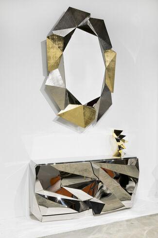 Garrido Gallery at Collective Design 2017, installation view
