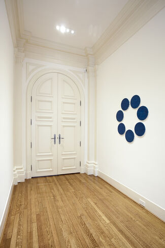 Tony Feher: Map For A Journey Not Yet Taken, installation view