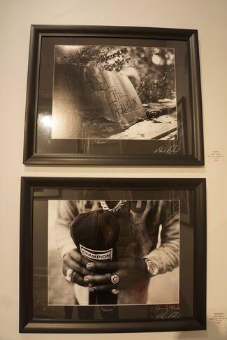 """Uncommon Beauty"" - part of Atlanta Celebrates Photography, installation view"