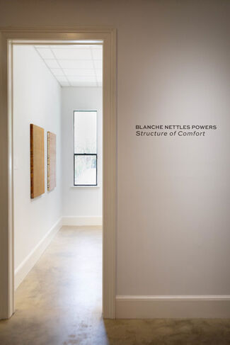Blanche Nettles Powers: Structure of Comfort, installation view