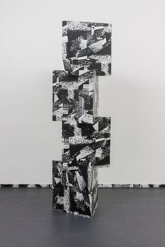 Roman Liška: RESEARCH 'N MOTION, installation view