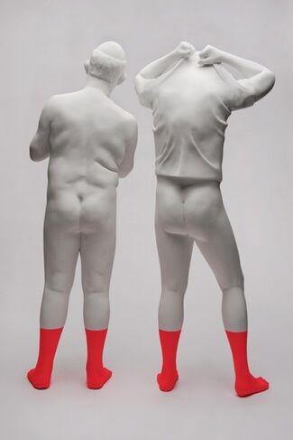 Intimate Strangers, installation view
