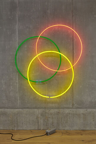 Kerim Seiler - Afraid of Red, Yellow and Blue, installation view