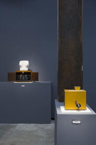 Jon Kessler's Gifts, installation view