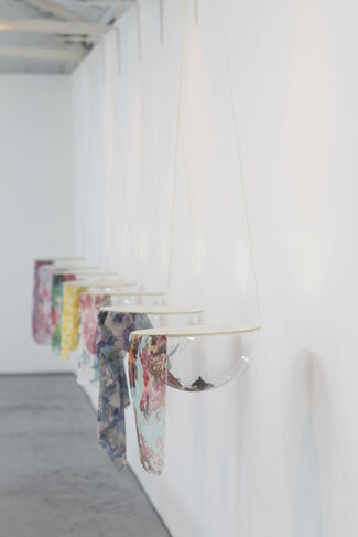 Filigree Endings, installation view