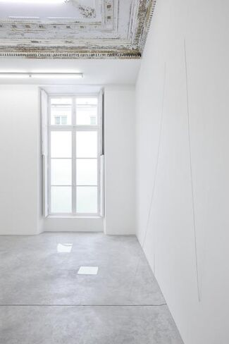 CONSTRUCTION/DESTRUCTION Organized with Olivier Renaud-Clement, installation view