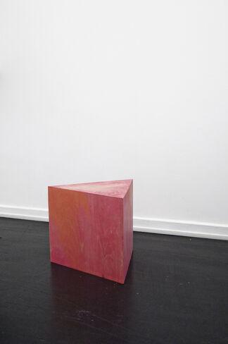 Fredrik Paulsen; Spektrum, installation view