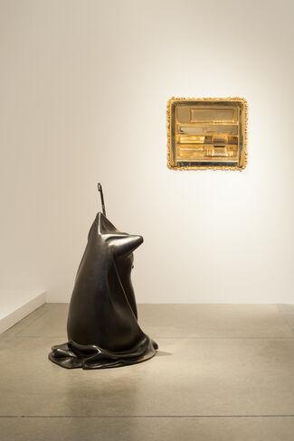 Stefan Nikolaev - HALF-LIFE, installation view