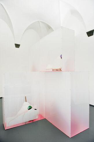 All'Orizzonte, installation view