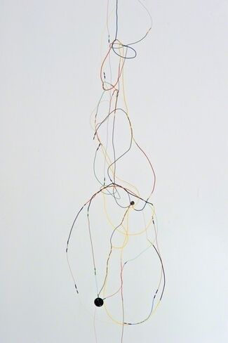 Julianne Swartz, installation view