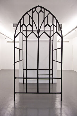 André Griffo . Predileção pela Alegoria, installation view