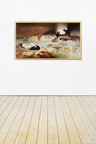 James Gleeson, installation view