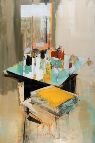 The 7th Annual Art of Painting in the 21st Century, installation view