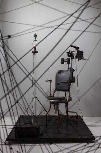 Ron Pippin - Conversation, installation view