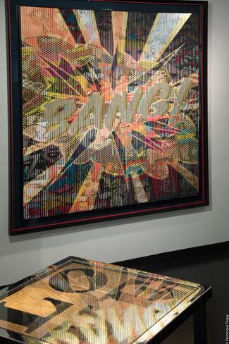 Exception – Patrick RUBINSTEIN, installation view