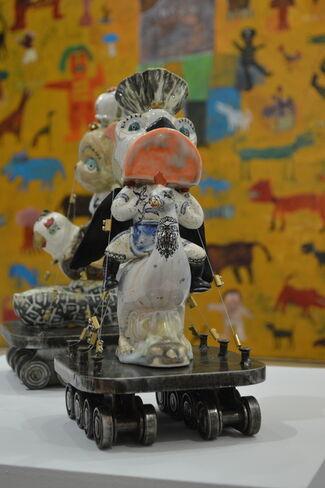 Artemis Art  at Art Jakarta 2017, installation view
