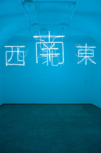 Su-Mei Tse - walking and pausing..., installation view