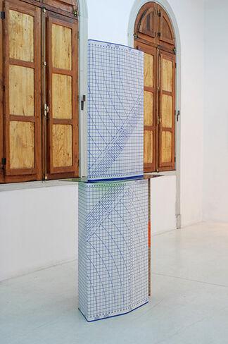 NO STATE EXHIBITION - Felipe Mujica, installation view