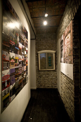 Soft City, installation view