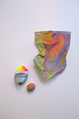 Claire Ashley: Brave New Points and Planes, installation view
