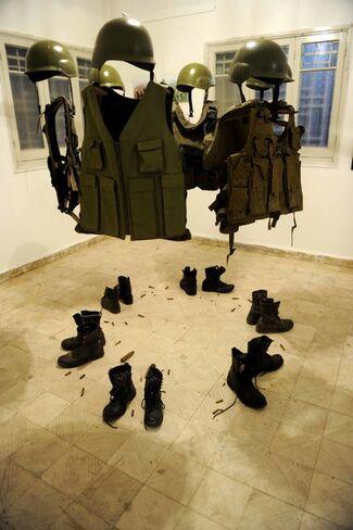 War Game, installation view