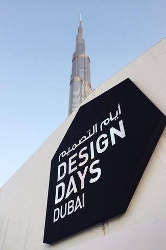 Chamber at Design Days Dubai 2015, installation view