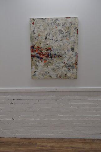 Susan Reedy: Urban Passage, installation view
