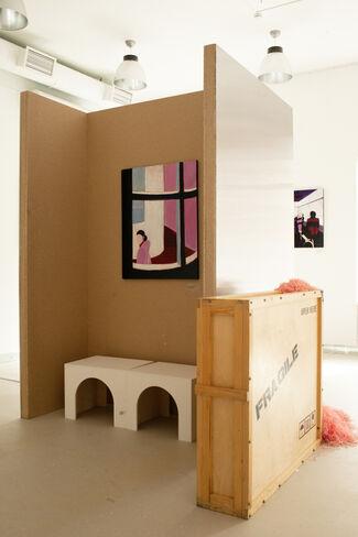 'SONDER', installation view