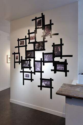 Miroslav Tichy // Piège pour un voyeur, installation view