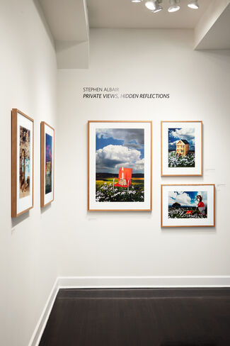 Private Views, Hidden Reflections, installation view