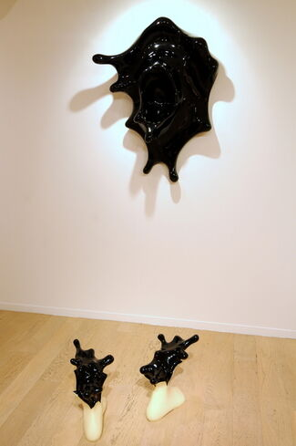 STATES OF MATERIAL 2, installation view