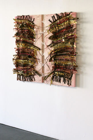 Circling Pareidolia, installation view
