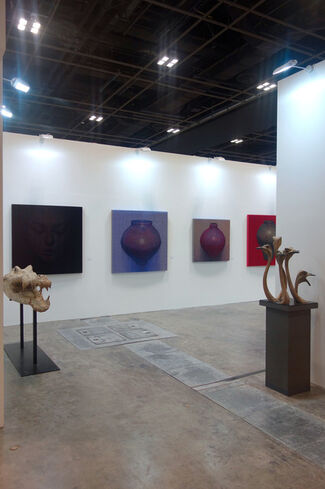 Mazel Galerie at Singapore Art Fair 2014, installation view