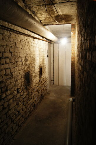 die decke aus beton, installation view