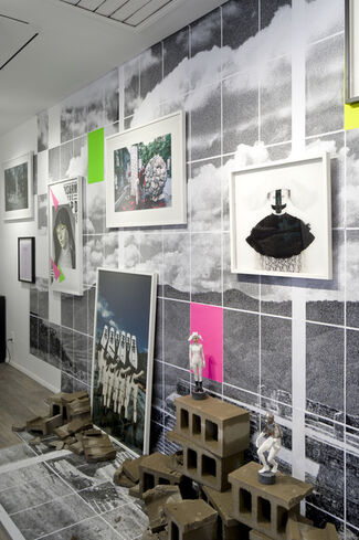Elektra KB, Deconstructing Borders: The Flux of Dissent, installation view