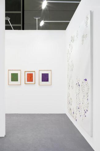 Fergus McCaffrey at Art Basel in Hong Kong 2015, installation view