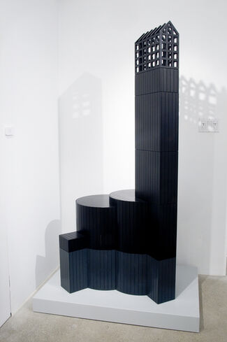 Nick Hollibaugh: Witness, installation view