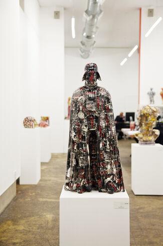 Accumulation by Alben, installation view