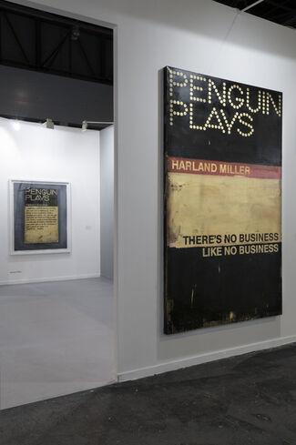 Alex Daniels - Reflex Amsterdam at ARCO Madrid 2014, installation view