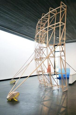 KRUPIC KERSTING || KUK at VOLTA13, installation view