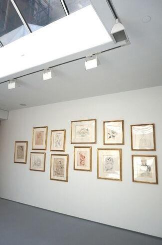 Fernando Botero: Beauty in Volume, installation view