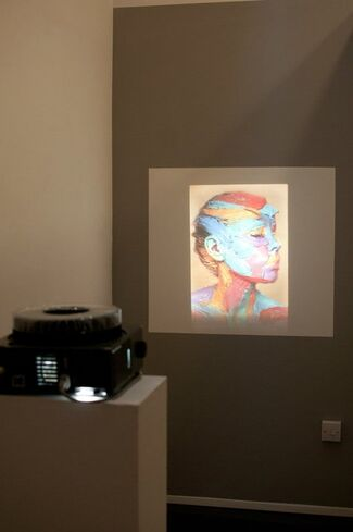 SHIFTING STATES: SOPHIE DERRICK, installation view