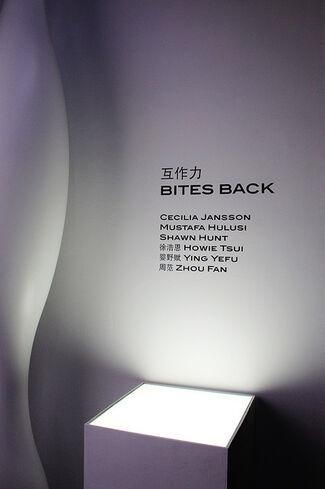 Bites Back 互作力, installation view