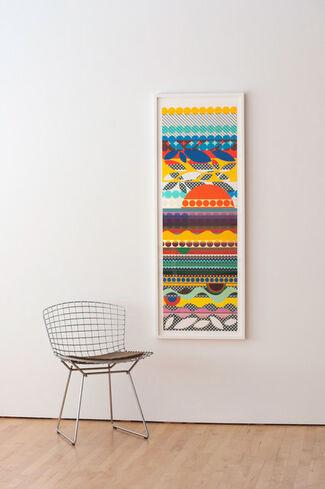 Durham Press, Inc. at Art on Paper New York 2018, installation view
