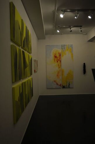 PAINTING THE FUTURE, installation view