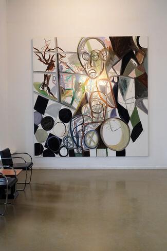 Agonie, installation view