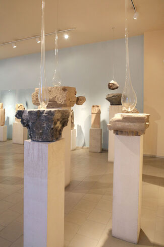 Costas Varotsos: Dialogue with Time, installation view